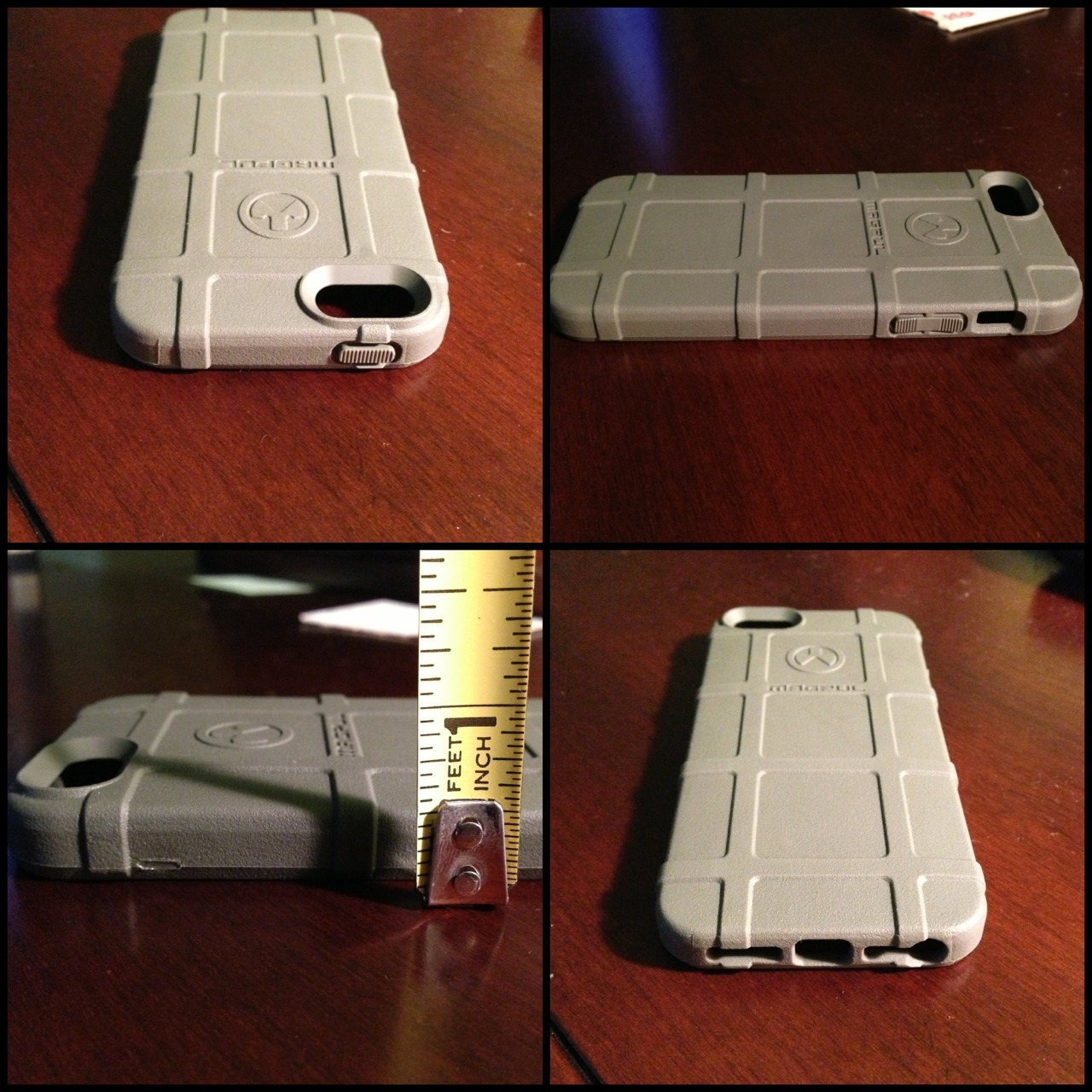 New Magpul iPhone 5 Field Case. Pretty cool.