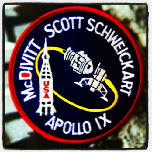 nasafanclub:  #Apollo9 #nasa #44years by jdelrivero http://instagr.am/p/WZZWxfOosj/