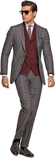 thetieguy:  Suit Supply Fall 2013.