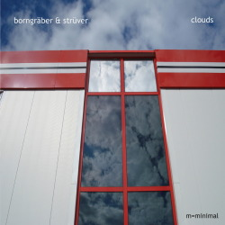 "Borngräber & Strüver - Clouds  With a perfectly formed clutch of albums exploring the facets of modern krautrock in their pocket, Borngräber & Strüver impart their most impressive and diffuse work. 'Clouds' is a unique selection of chamber music compositions created in the period of 2000-2012, drawing upon Berlin-skool minimalism (natch), classical and baroque modes, with a knowing regard for the duelling forces of improvisation and pop culture. ""The album begins with the piece Wellen (Waves) for soprano and strings. The music is arranged and composed in a sort of wavy-shape, as the title suggests. It is a piece in the purest form of minimalism: Without an end, without a beginning. The following track Mobile pays homage to Richard Strauss' Don Quixote, as musical parts and constantly changing atmospheres reconcile to create a sense of movement and mobility. Last but not least, Secret Bells represents an ""instant composition"" as Charles Mingus would say, combining piano works and field recordings. Clouds 1-3 were written for a virtual chamber orchestra and join together to give the album its leading name. These ""Clouds"" differentiate themselves trough stylistic influences, ranging from classical to the latest in music."" Recommended to fans of Leyland Kirby & The Caretaker, Richard Skelton, Christian Naujoks.  - Boomkat"