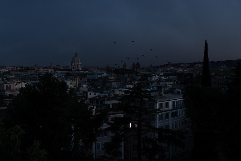 Rome, After Lights Out