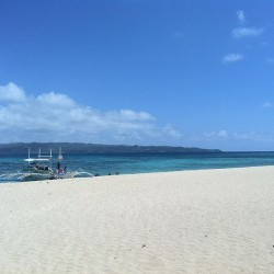 Went to #puka #beach today! #boracay #philippines #vacation #nature  (at Puka Beach)