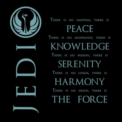 compsciteacher:  A Jedi I am
