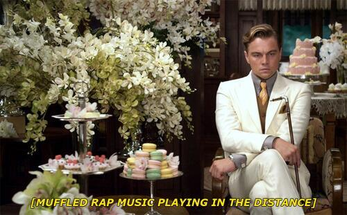A brief summary of The Great Gatsby film.