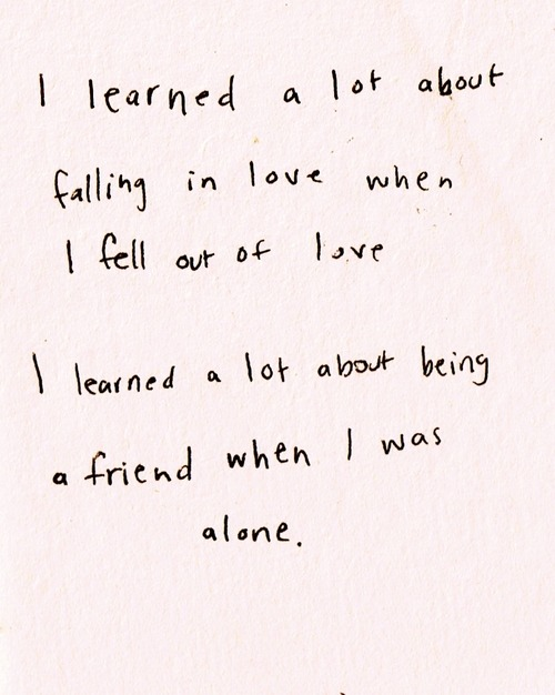 twataliewild:  thelovenotebook:  LOVE, LIFE & PERSONAL QUOTES   Tigers Jaw :)