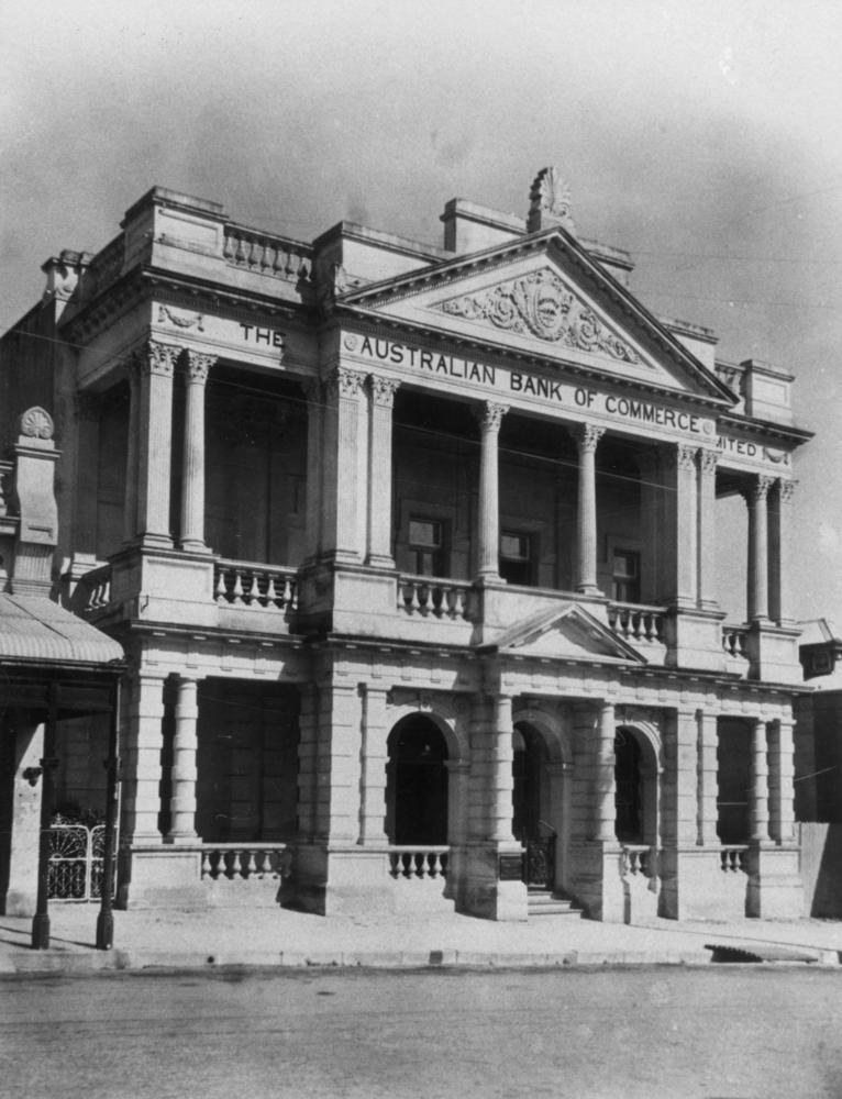 The Australian Bank of Commerce, Charters Towers