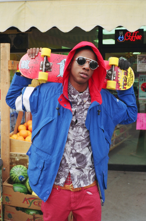 hip-hop-lifestyle:  Joey Bada$$