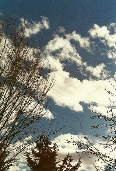 clouds on Flickr.I just want to leave everything behind and flyaway to a place where I can be in peace.