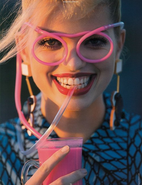 the-front-row:  Daphne Groeneveld for Antidote Magazine Spring/Summer 2013: The Street Issue by Hans Feurer