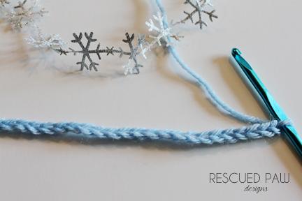 Frozen Snowflake Headband {Crochet Pattern}
