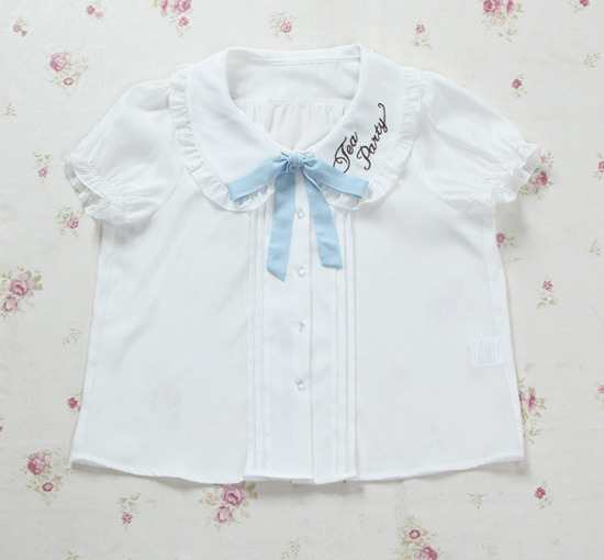 kawaiiwigs:  Blouse