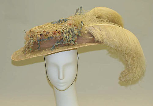Hat 1904 The Metropolitan Museum of Art
