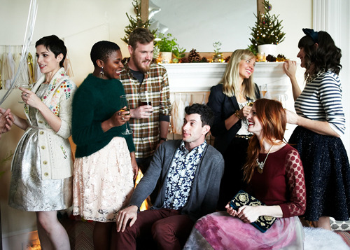 4c7592f99a56 6 Amazing Holiday Party Outfits - Anthropologie Blog