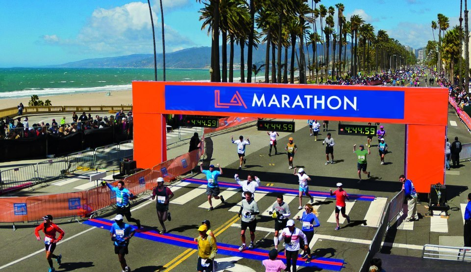 OMG!! I run the LA Marathon in 6 Days!!!!!!!!!!!!!!!!!!!!!!!