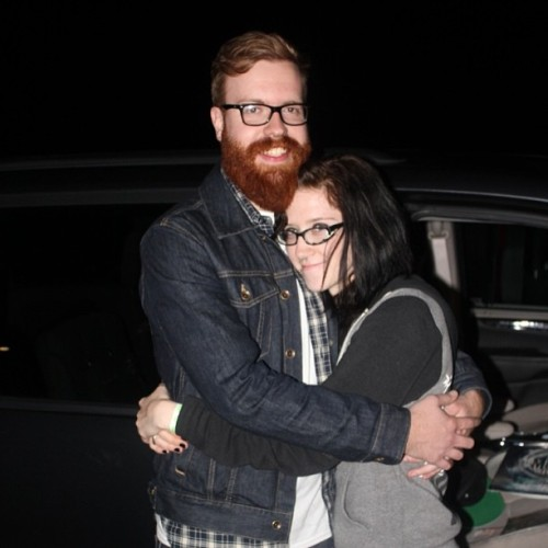 strangec0mfort:  My favorite bearded person on this planet <3 @devinhasabeard