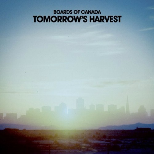 donstar2910:  ☺ #BoardsOfCanada's #TomorrowsHarvest is announced. Can't wait for June. It's been awhile.