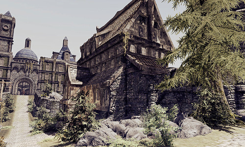 Skyrim Locations → [2/?] Solitude Interior