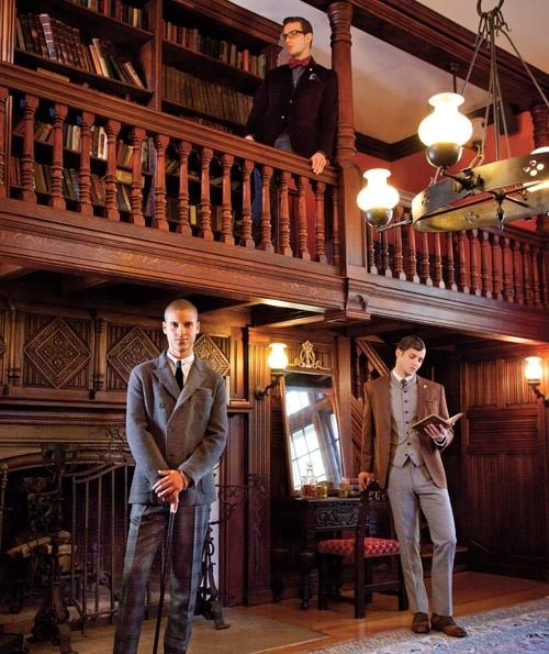 I had the pleasure of featuring Boston best men's shops in The Man Issue of The Improper Bostonian. The looks were inspired by Classic British Gentlemen. The styles range from Smart Casual to Elegant Formal.  My objectives were to show by assembling affordable and high-end pieces that style is not a price tag or a label, and to create the most effortlessly stylish and inspiring looks.  Click this photo and enjoy styles that will perform, have utility, are functional, and powered by the following Boston men's retailers: Alan Bilzerian34 Newbury St., Boston | 617-536-1001 | alanbilzerian.com Allen Edmonds36 Newbury St., Boston | 617-247-3363 | allenedmonds.com Ball and Buck144 Newbury St., Boston | 617-262-1776 | ballandbuck.com Bobby From Boston19 Thayer St., Boston | 617-423-9299 Bodega6 Clearway St., Boston | bdgastore.com Drinkwater's Cambridge 2067 Mass. Ave., Cambridge | 617-547-2067 | drinkwaterscambridge.com Gant324 Newbury St., Boston | 617-536-1949 | gant.com Macy's 450 Washington St., Boston | 617-357-3000 | macys.com Mr. Sid1211 Centre St., Newton | 617-969-4540 | mrsid.com Neiman Marcus Copley Place, Boston | 617-536-3660 | neimanmarcus.com 9tailors24 School St., Suite 500, Boston | 617-286-6135 | 9tailors.com Oona's1210 Mass. Ave., Cambridge | 617-491-2654 | oonasboston.com OoO Tieoootie.com Reiss132 Newbury St., Boston | 617-262-5800 | reiss.com Salmagundi765 Centre St., Jamaica Plain |617-522-5047 | salmagundiboston.com Sir Jack's888-830-2905 | sirjacks.com Twentieth Century Limited 73 Charles St., Boston | 617-742-1031 | boston-vintagejewelry.com Uniform511 Tremont St., Boston | 617-247-2360 | uniformboston.com Wellesley Optical216 Newbury St., Boston | 617-247-2020 | wellesleyoptical.com