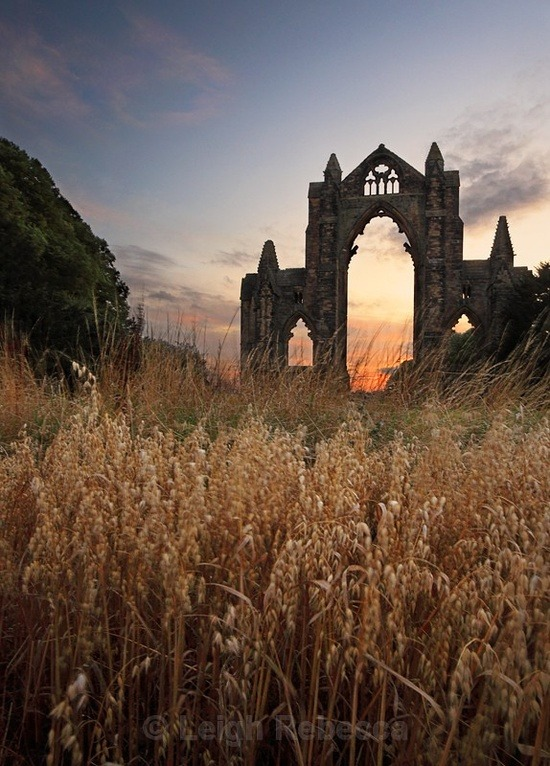 pagewoman:  http://pinterest.com Guisborough Priory, North Yorkshire,England.
