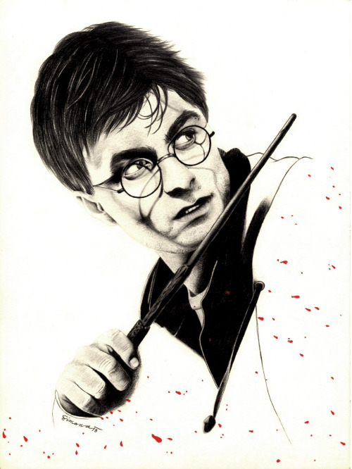 Another HP drawing.