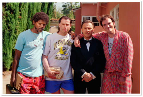 The Pulp Fiction Time Capsule  Photograph by Linda R. Chen