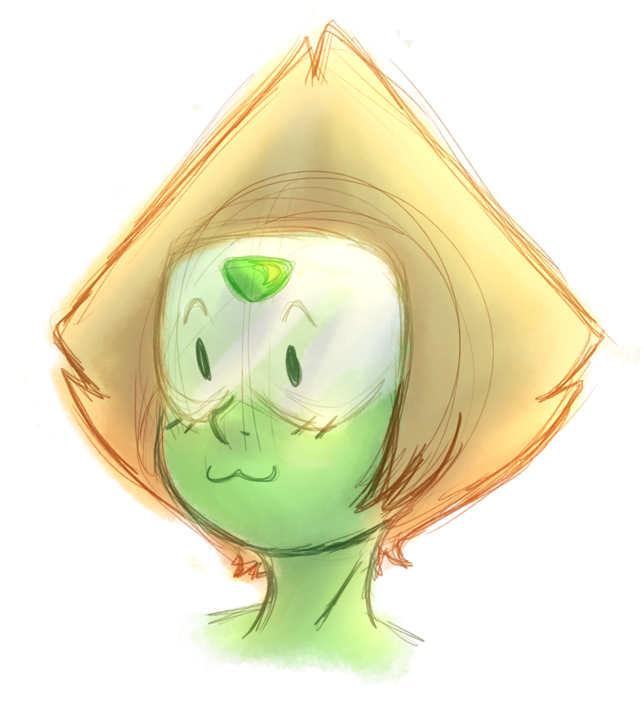 Anon asked for Peri with C-1 so here's a quick doot snoot!! Still open for more requests, just send in an su character and a face!!