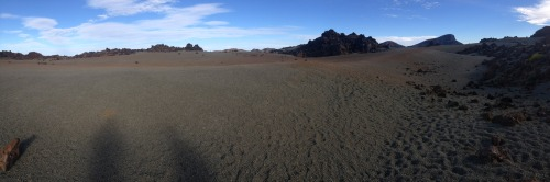 I appear to be standing on Mars (in Tenerife). Can't find Curiosity anywhere…