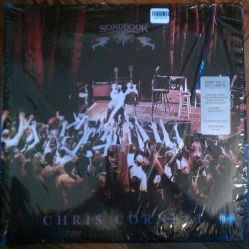 Chris Cornell - Songbook Vinyl #ChrisCornell #Songbook #Vinyl #Soundgarden