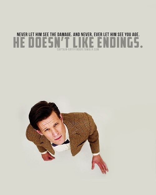 geek-supreme:  He doesnt like endings