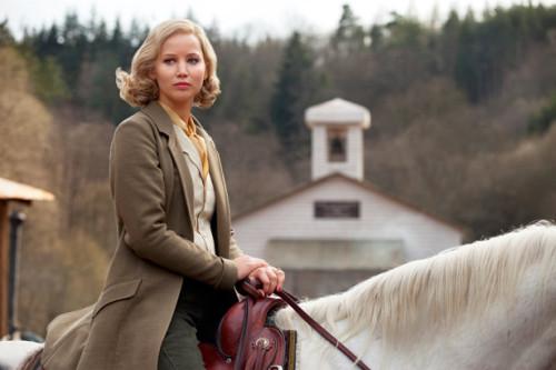"jenniferlawrencedaily:  New still of Jennifer Lawrence in ""Serena"""