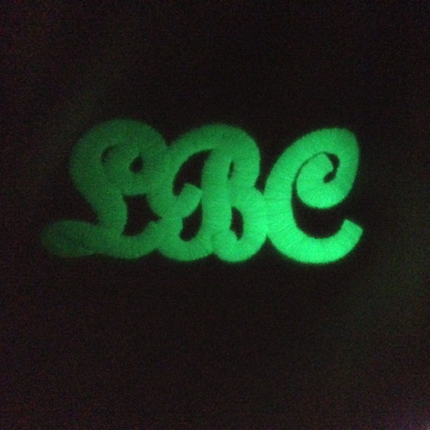 LBC 604 Clothing {GLOW IN THE DARK} :: #LBC604 #LiveBreatheCare #Vancouver #BC ::