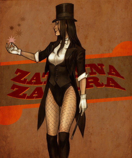 thehappysorceress:  ZZ Tophat by Sidhefaer Closing out Magic Monday