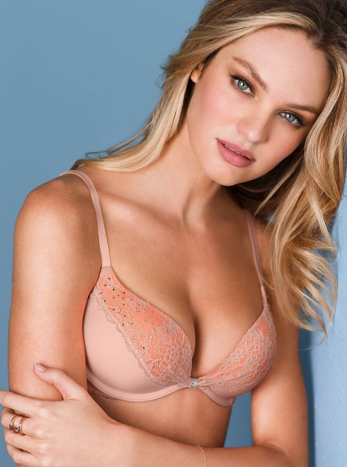 thesuperangels:  Candice Swanepoel for Victoria's Secret Lingerie