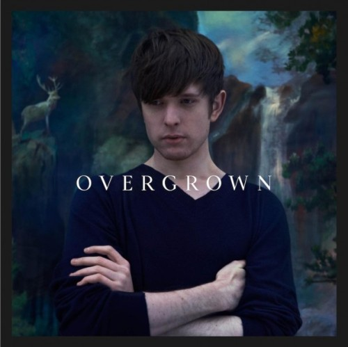 James Blake Overgrown Details