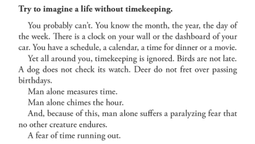 aseaofquotes:  Mitch Albom, The Time Keeper Submitted by w-ritings.