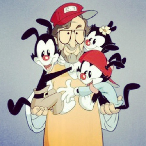 marinarodriguezz:  #animaniacs #yakko #wakko #dot #cartoons #cute #love