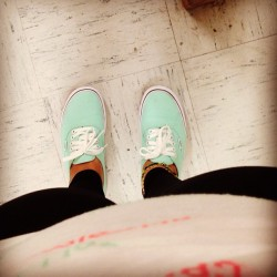 ✌∞  #infinite #love #for #vans #baby #blue #me #uni #outfit