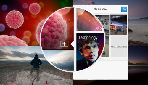 Do you use Flipboard?  Now it has customizable 'mini magazines' that will allow you to personalize your daily news intake even more! Here's the story. What do you think of this move? What does it say about the future of information consumption?