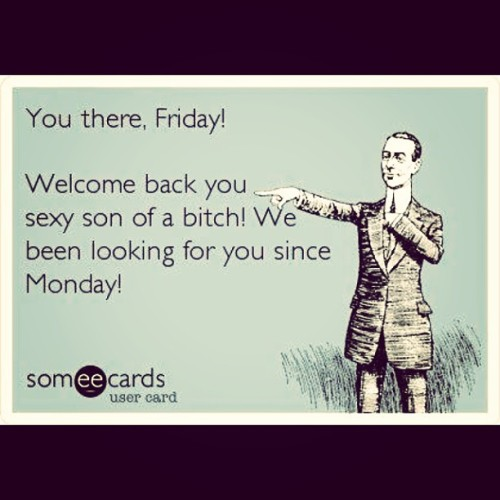 Yayyy it's Friday!!! #cantwaitfortonight #girlsnight #noshinanigans #tooexcited #itsfriday #gno