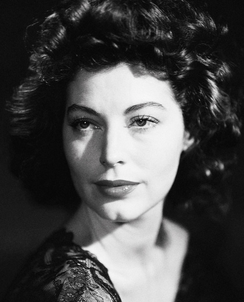 theniftyfifties:  Ava Gardner  And she was Mexican too