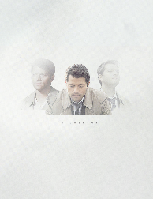 So, which Cas are you now? Original make and model or crazy town?