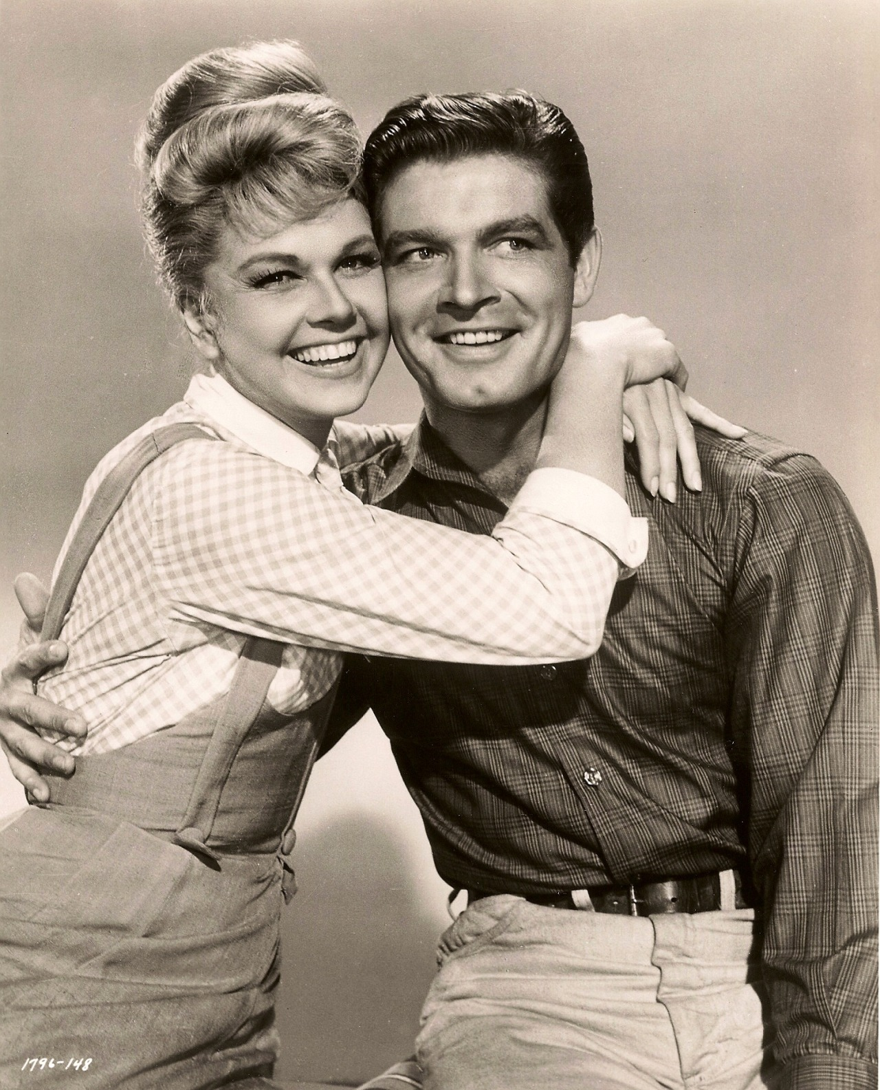 Doris Day and Stephen Boyd from Billy Rose's Jumbo, 1962