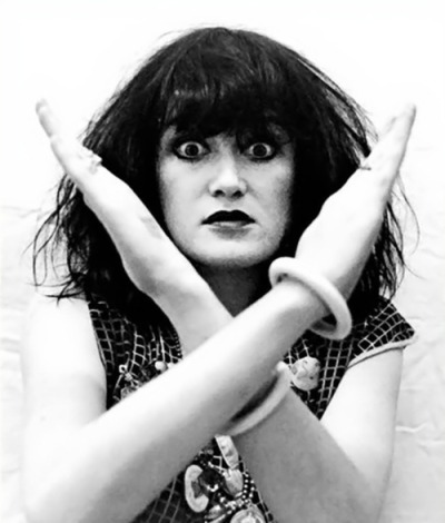 chaboneobaiarroyoallende:  Exene  Photo by Ed Colver