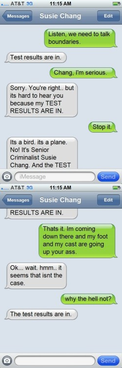Susie Chang: R&I's biggest troll n_n