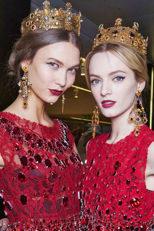 thezoereport:  Queens of Dolce