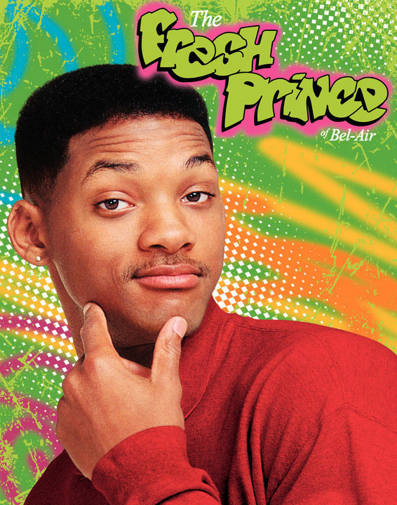 theroyaltenenbears:  The Fresh Prince of Bel Air