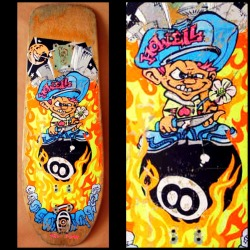 Deck of the Day | Schmitt Stix | Andy Howell