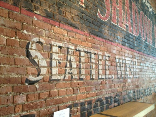 Typography in Seattle