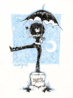 alexhchung:  Death by Skottie Young