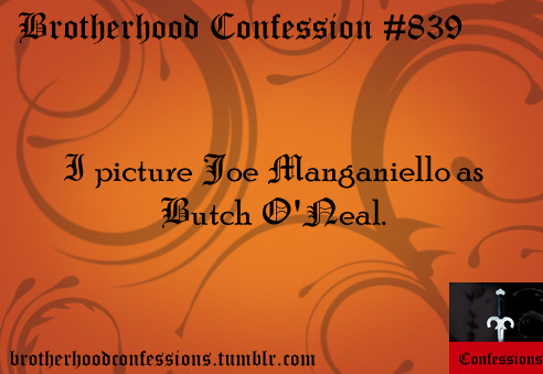 I picture Joe Manganiello as Butch O'Neal.